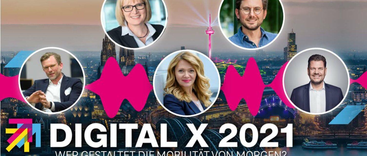 Disruption durch Digitalisierung: Wer gestaltet die Mobilität von morgen?q